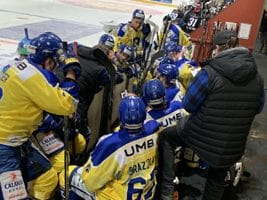 Time Out EHC Arosa.
